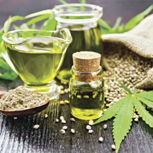 Cannabis Oils