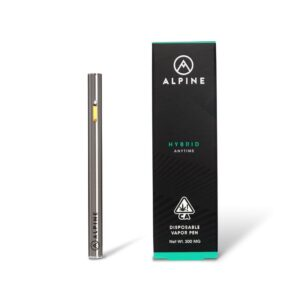 alpine vape carts