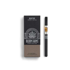 Night Time Indica Cartridge