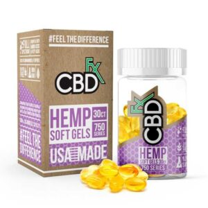CBD Hemp Caps