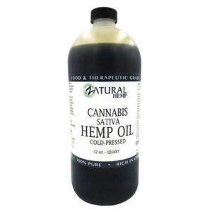 Cannabis Sativa Hemp Oil