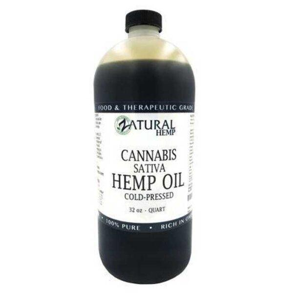 Cannabis Sativa Hemp Oil
