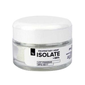 CBD Isolate 1g Hemp Extract