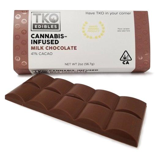TKO MILK CHOCOLATE