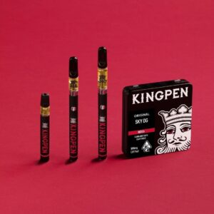 kingpen cartridges