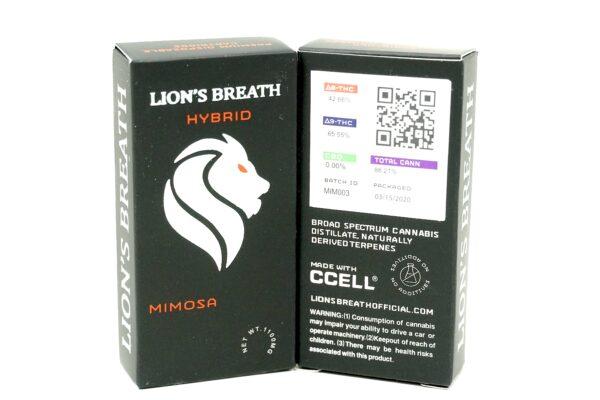 lions breath carts
