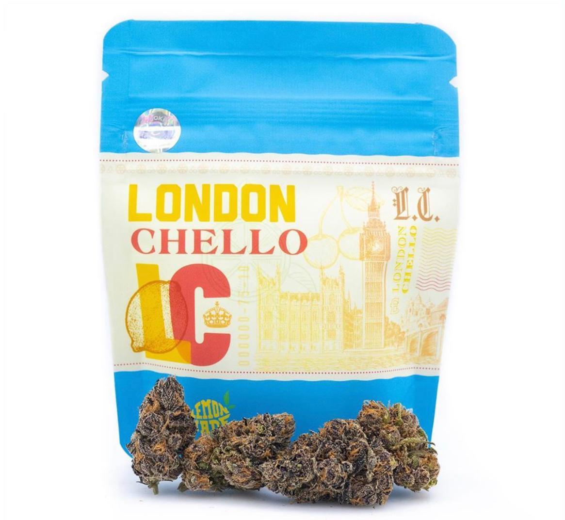 London Chello cookie strain