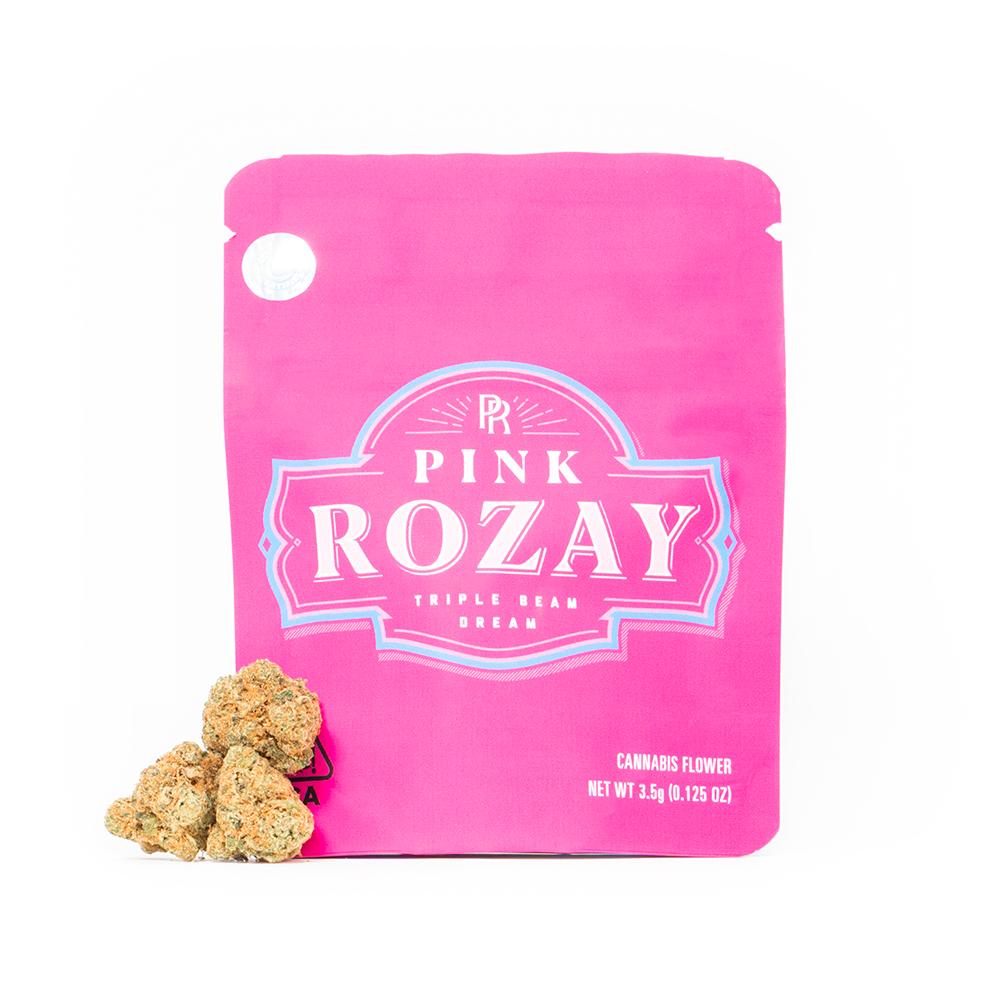 Pink Rosay strain