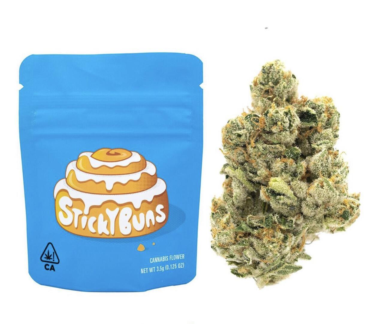 Sticky buns cookies strain
