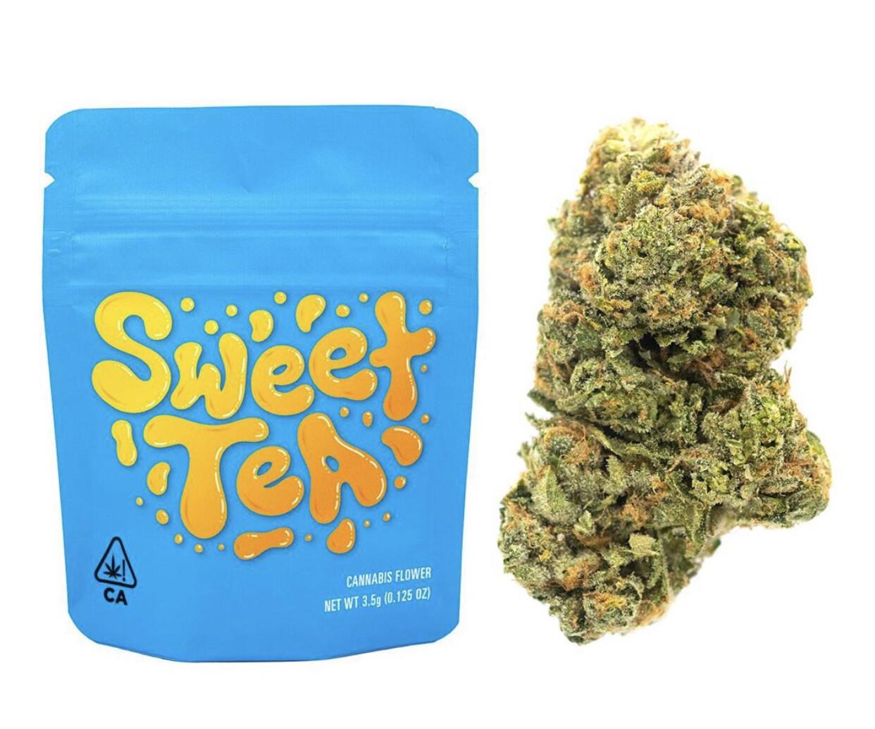 sweat tea cookies strain
